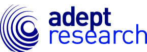 Adept Research logo