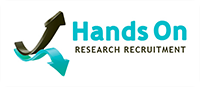 Hands On Research Recruitment logo