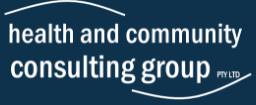 Health and Community Consulting Group logo