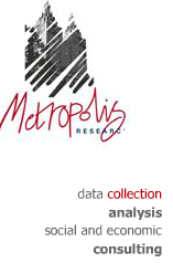 Metropolis Research logo