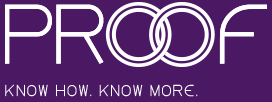 Proof Research logo