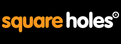 Square Holes logo