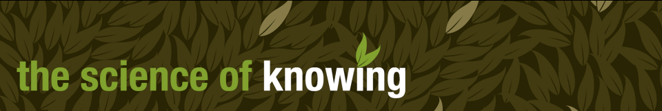 The Science of Knowing logo